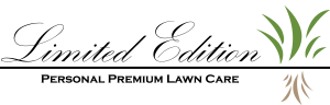 Limited Edition Lawn Care Logo